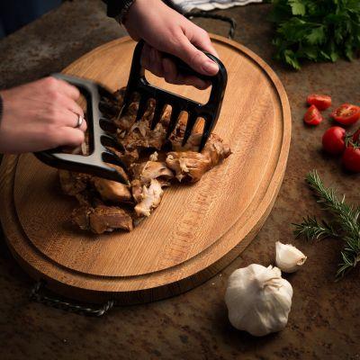 Grillen & Gartenparty - Fleischkrallen