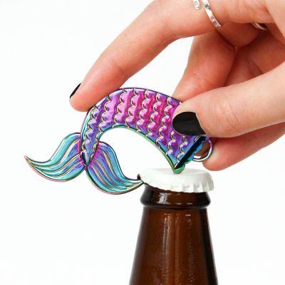 Geburtstagsgeschenke für Frauen - Meerjungfrauen Flaschenöffner