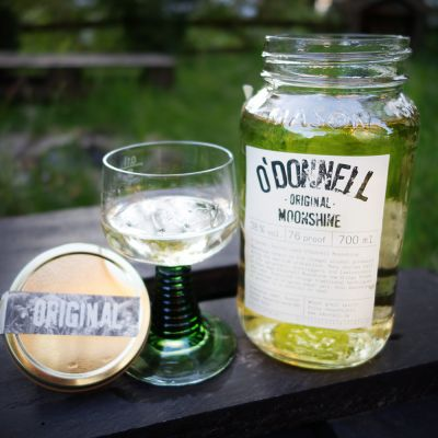Alkohol - O'Donnell Moonshine Weizenbrand