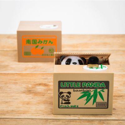 Spiel & Spass - Panda Sparbüchse