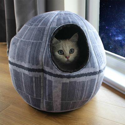 Geschenkefinder - Star Wars Todesstern Katzenhöhle