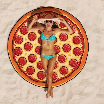 Sommer Gadgets - Pizza Strandtuch