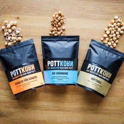 Geschenke für Frauen - Pottkorn - Spezial Popcorn