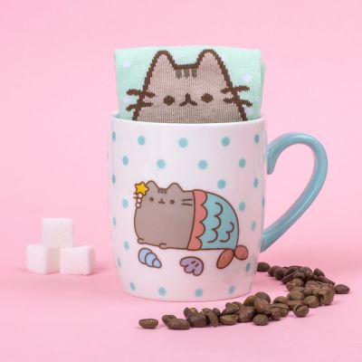 Top-Seller - Pusheen Socken in der Tasse