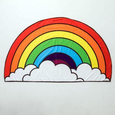 Sommer Gadgets - Regenbogen Strandtuch