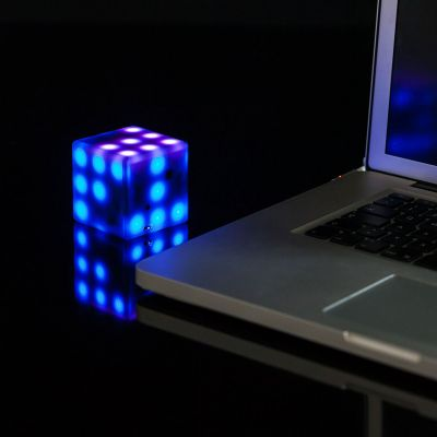 Geschenk zum Einzug - Rubik's Futurocube - Der Spielwürfel der Zukunft