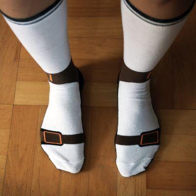 Wichtelgeschenke - Sandalensocken