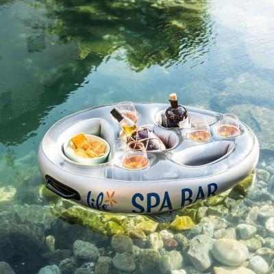 Geburtstagsgeschenk für Mama - Spa- und Whirl Pool-Bar (AufblasBar)