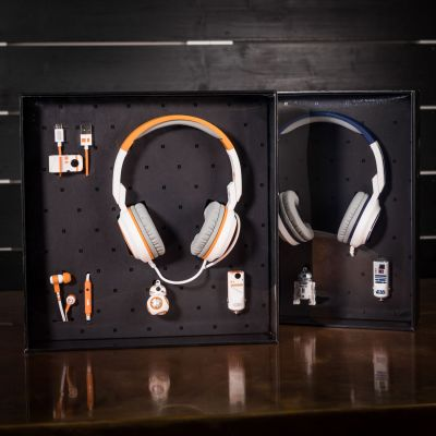 Computer & USB - Star Wars Droiden Geschenke-Boxen