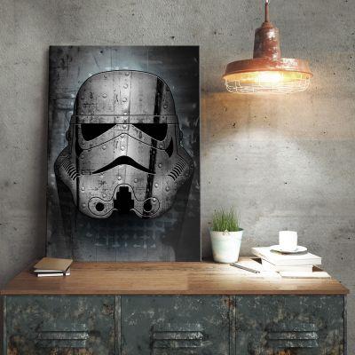 Poster - Star Wars Metallposter - Irontrooper