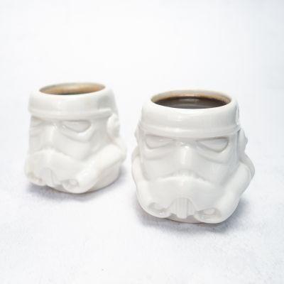Tassen & Gläser - Original Stormtrooper Espresso-Tassen Set