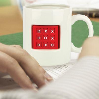 Tassen & Gläser - Tic Tac Toe-Tasse