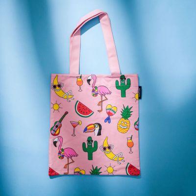 Sommer Gadgets - Tropicool Einkaufstasche