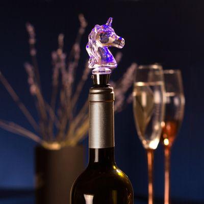 Küche & Grill - Einhorn LED Flaschenverschluss