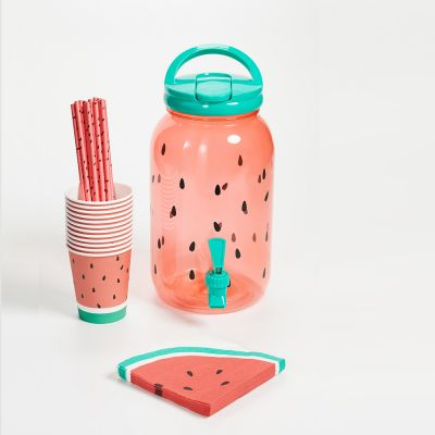 Sommer - Wassermelonen Party Kit