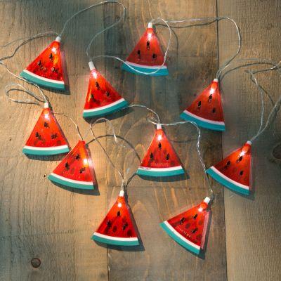 Sommer Gadgets - Wassermelonen-Lichterkette