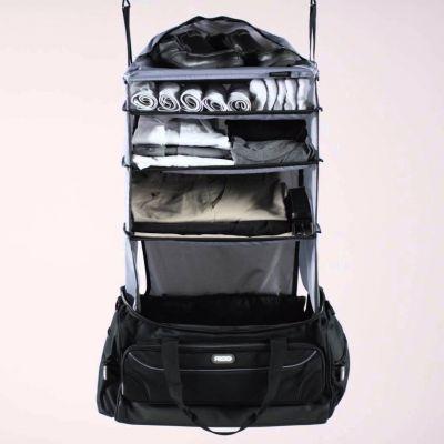 Geburtstagsgeschenke für Männer - Weekender Reisetasche mit integrierter Garderobe