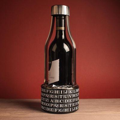 Valentinstag Geschenke für Männer - Wein-Kryptex Vino Vault
