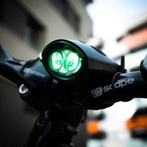 Mini Hornit Fahrradlicht mit Sound