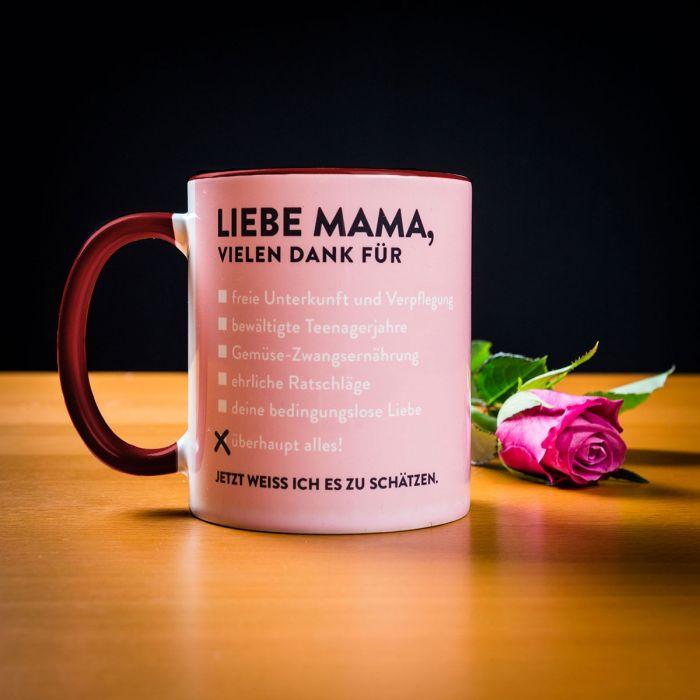 Liebe Mama Tasse