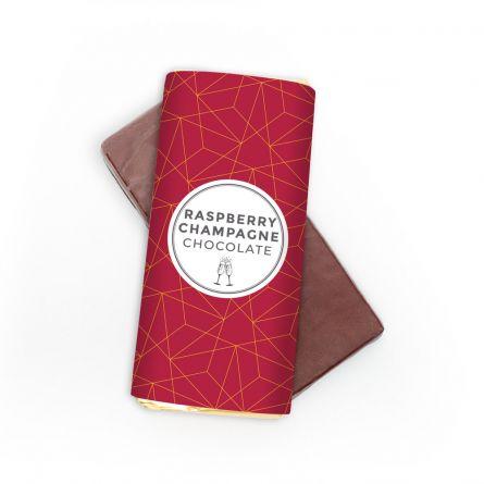 Champagner-Himbeer Schokolade Klassisch