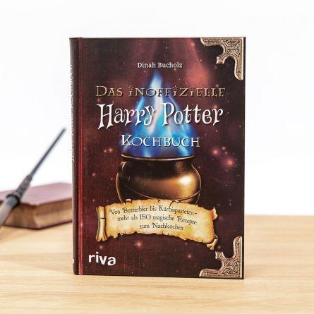 Das inoffizielle Harry Potter Kochbuch