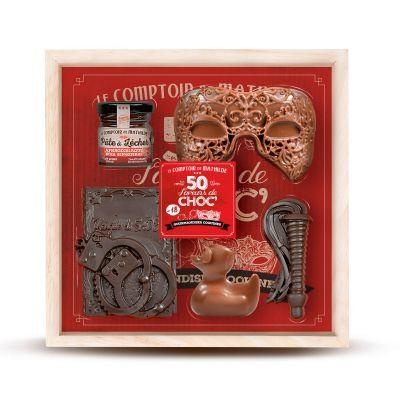 Süßigkeiten - 50 Shades Of Chocolate