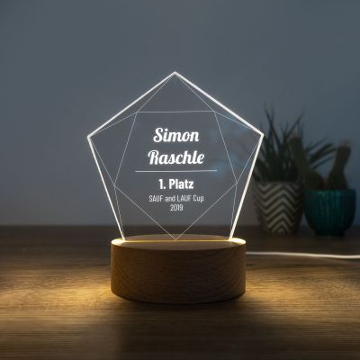 Top-Seller - LED-Leuchte mit Stern