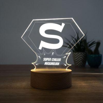 Beleuchtung - LED-Leuchte Superman