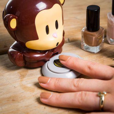 Geschenkideen - Nagellacktrockner Affe