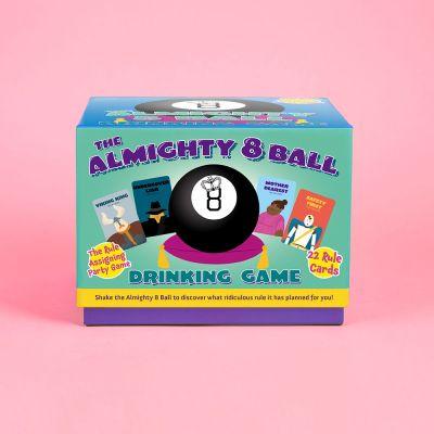 Partyspiele - Magic 8 Ball Trinkspiel