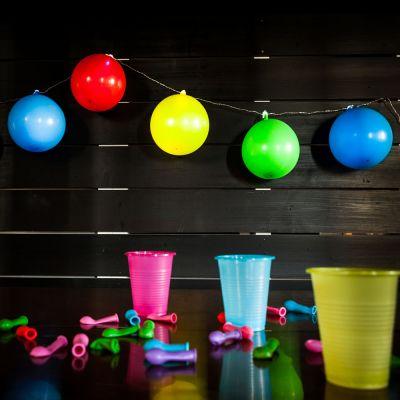 Beleuchtung - Ballon Lichterkette