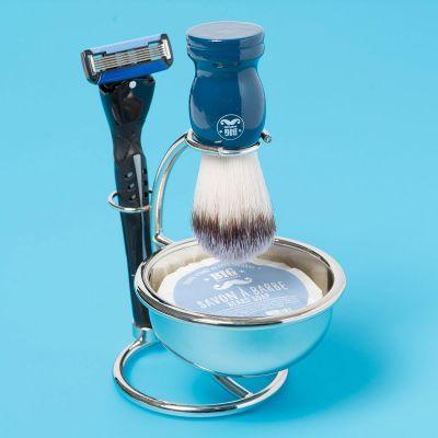 Geburtstagsgeschenke für Papa - Barbier Komplett-Set