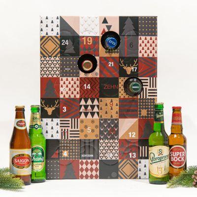 Adventskalender - Biere der Welt Adventskalender