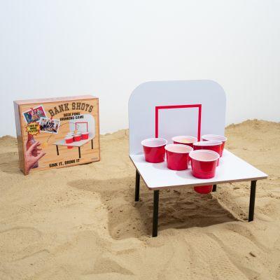Partyspiele - Riesen Beer Pong Spiel
