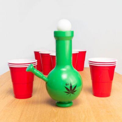 Partyspiele - Bong Pong Trinkspiel