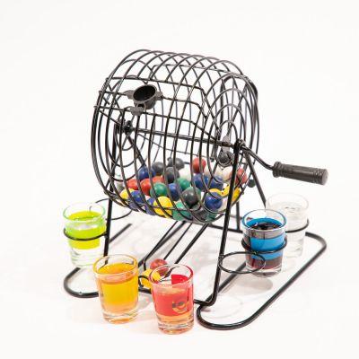Partyspiele - Trinkspiel Bingo