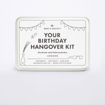 Sale - Geburtstags-Hangover Kit