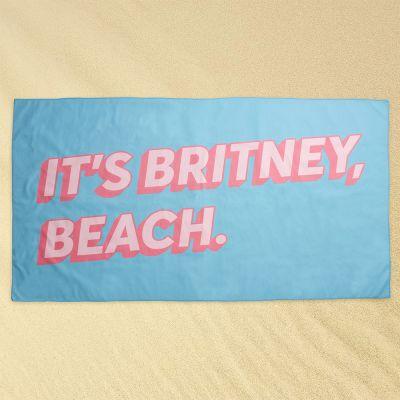 Draußen - Britney Beach Strandtuch