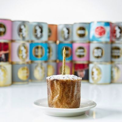 Süßigkeiten - Cancakes Kuchen aus der Dose