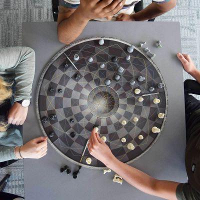 Partyspiele - Schach für drei