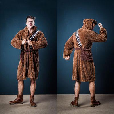 Weihnachtsgeschenke für Männer - Chewbacca Bademantel - Star Wars