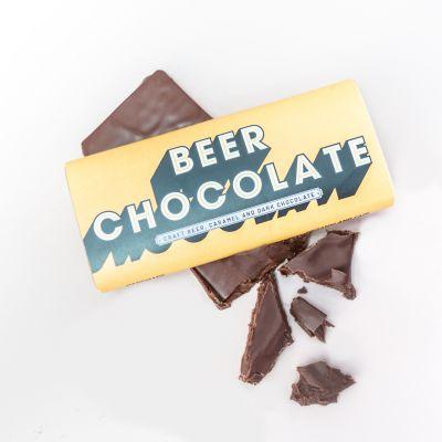 Geburtstagsgeschenke für Papa - Bier Schokolade