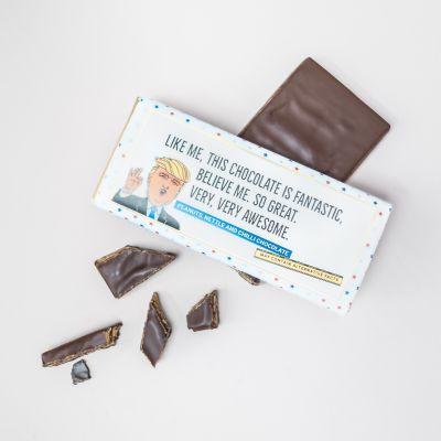 Süßigkeiten - Trump Schokolade