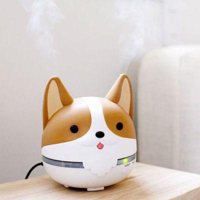 Home Gadgets - Beleuchteter Corgi Luftbefeuchter