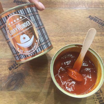 Salziges - Currywunder - Currywurst in der Dose