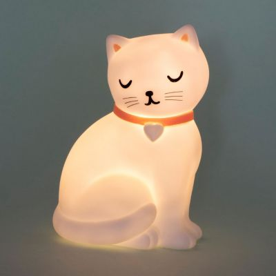 Geschenke zur Geburt - Süße Katze Nachtlicht