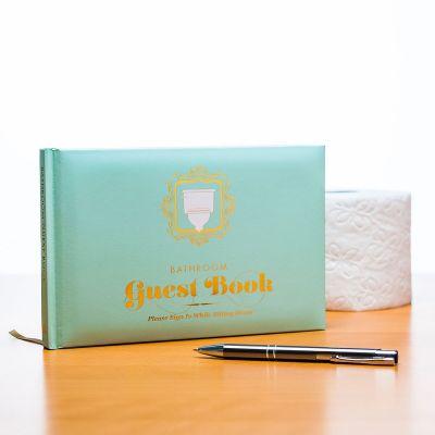 Bücher - Das Gästebuch für die Toilette