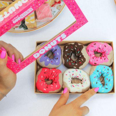 Homewear - Donuts Socken