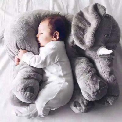 Geschenke zur Geburt - Elefanten Kissen